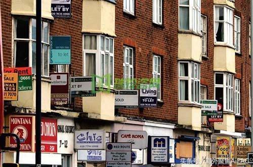 英国代理租赁和管理物业的服务