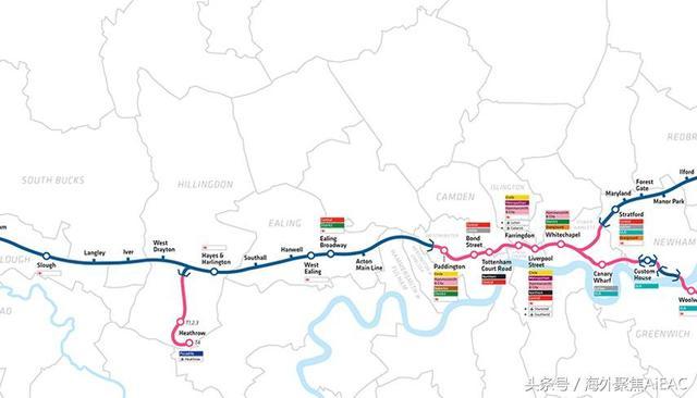 Crossrail——Elizabeth Line:旧城焕新颜