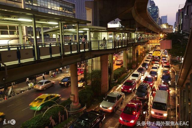 供需导致曼谷的低端公寓的价格上涨强劲