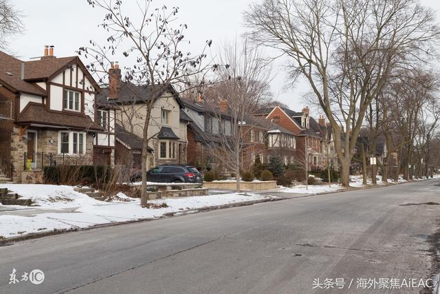 与纽澳相似 海外房主在加拿大比例也并不大