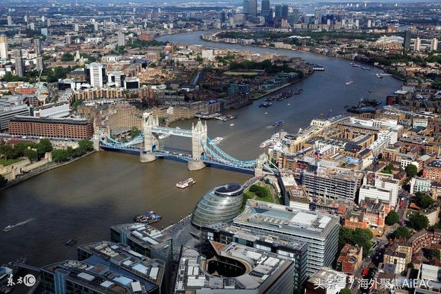 亚洲对伦敦房地产市场的投资