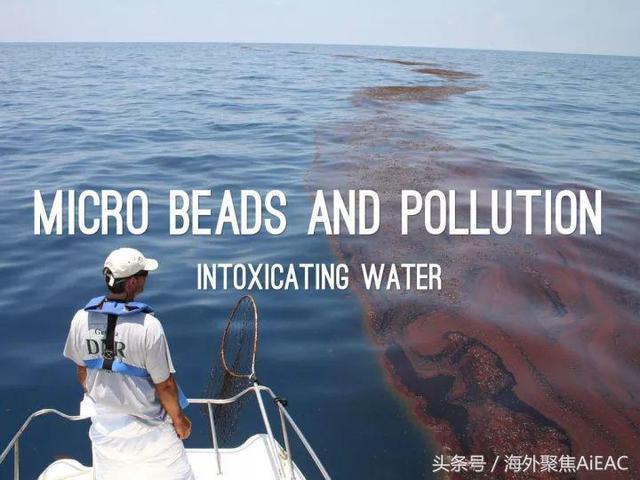 新西兰政府将全面禁止塑料微珠——为了我们的星球