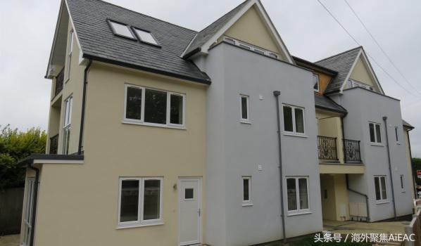 建设不及需求 英国新房建设速率远低于政府期望 50%不到