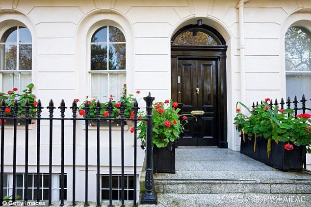 Halifax数据 平均房价上涨只有£2400 房地产18年预计整体放缓