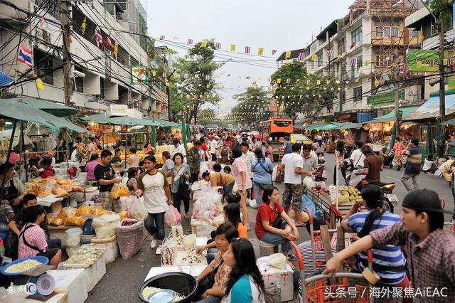 莱坊泰国:住宅市场2017年受益于外国买家