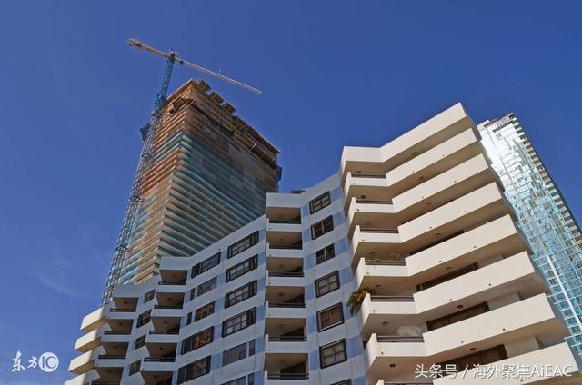 在加拿大的大城市 公寓住宅已经是能负担起的最后房源了