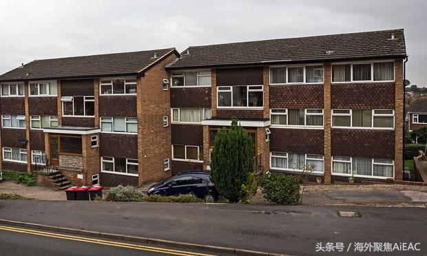 """英国""""滥用租赁权公寓楼 """"的一套永久产权公寓最终价值18万英镑"""