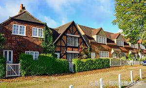 飞涨的房价 超过75万的房产富翁 这是英国那些最受欢迎的市镇