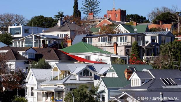 新西兰全国住宅价值接近1万亿纽币 核心城市房价涨势强过奥克兰