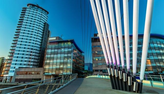 """第二个伦敦正在逐步落成 英国各大知名企业""""北上""""涌向曼彻斯特"""