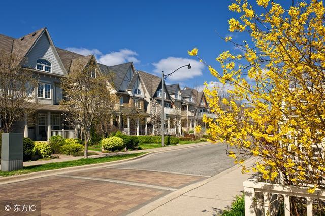 大多伦多地区独立住宅价格回落 整体销售量缓步上升