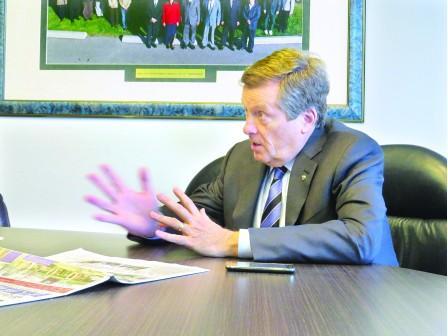 开发房地产无底线?多伦多市长撂硬话:绝不准李嘉诚这么做