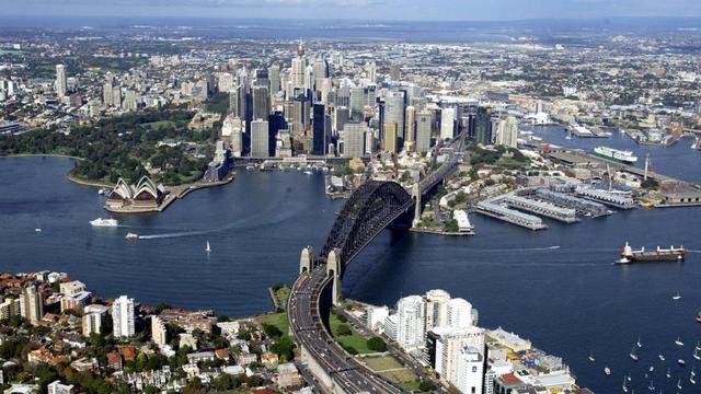 澳大利亚联邦财案未提负扣税 降房价靠增社会住房