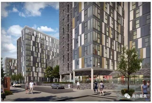 曼彻斯特市中心DownTown高級公寓