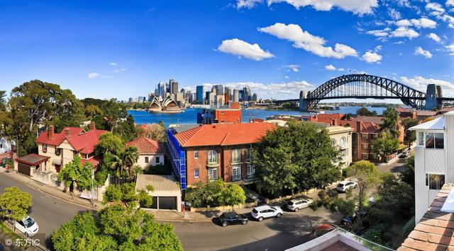 澳大利亚年度房价六年来首次下行 悉尼和墨尔本引领跌势