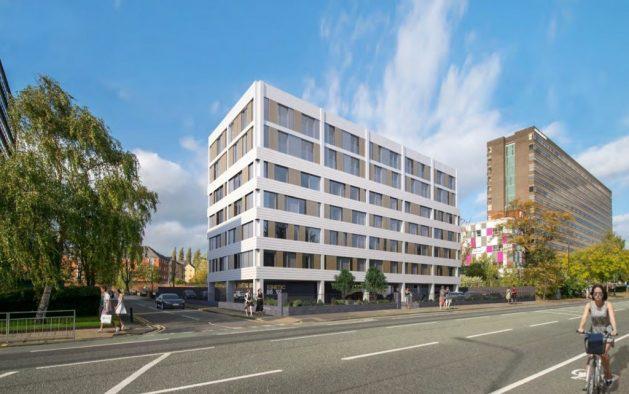解决住房库存不足 空置办公楼住宅改造 英国开发商的新思路