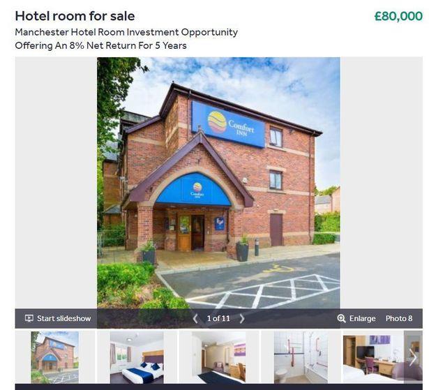 酒店客房也许会成为您英国房产投资组合中的下一个方向