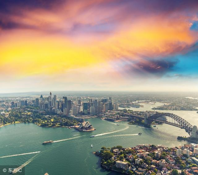 澳洲悉尼房价现金融危机以来最大降幅 年度降幅4.5%