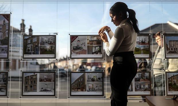 研究显示 英国有近7000名房地产经纪人面临着失业风险