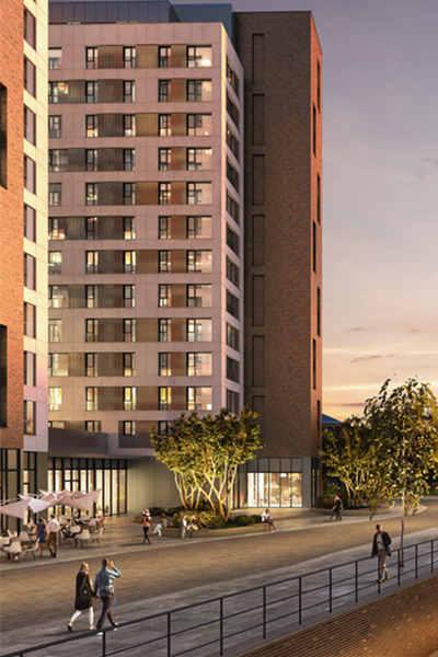 No. 1 Trafford Wharf