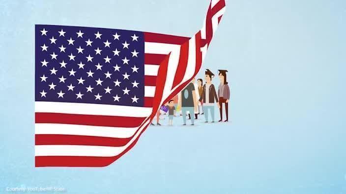 美国对澳洲敞开大门!这种堪比绿卡的签证,只有澳人才能申请!澳洲护照含金量再升级!