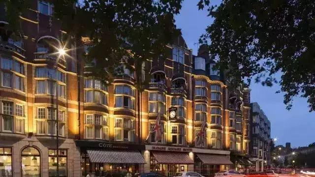 英国伦敦城市中心花园公寓—Garden House