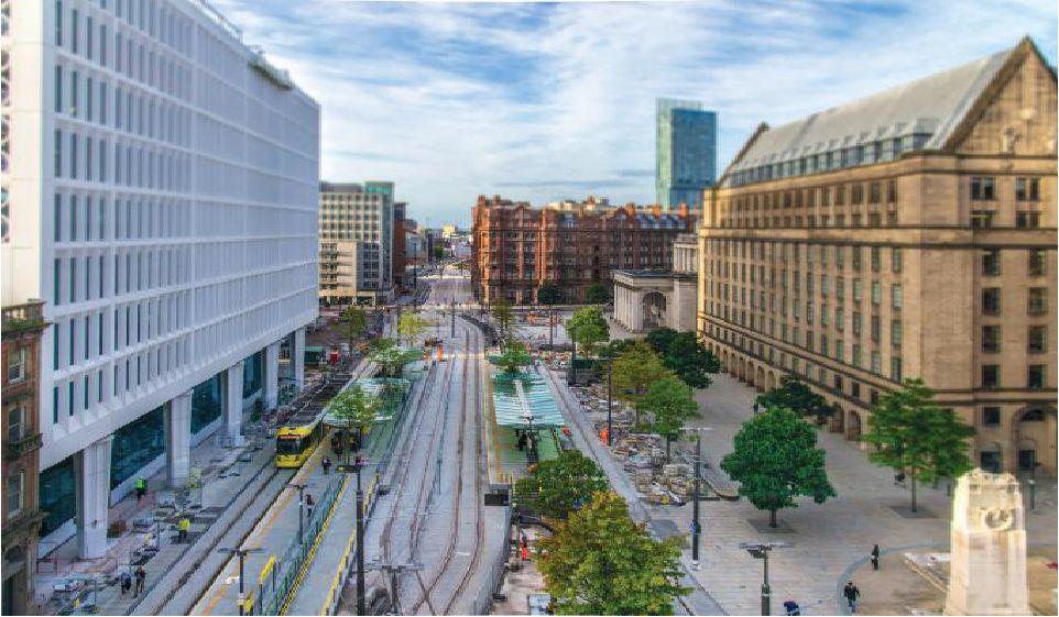 英国曼城新天际线-Regent Plaza豪华公寓
