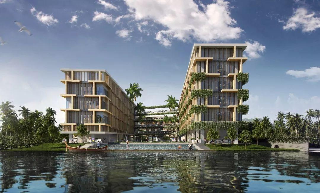 普吉拉亚度假酒店/公寓项目——15年包租